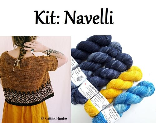 KIT - Navelli #1 - ready to ship