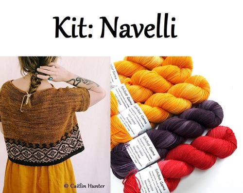 KIT - Navelli #2 - ready to ship