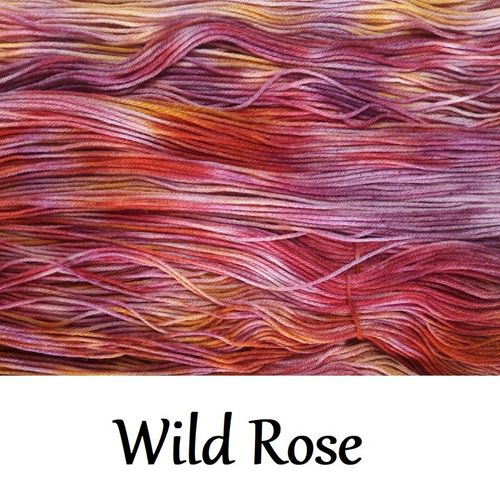 Soft Socks - Wild Rose