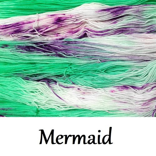 Soft Socks - Mermaid