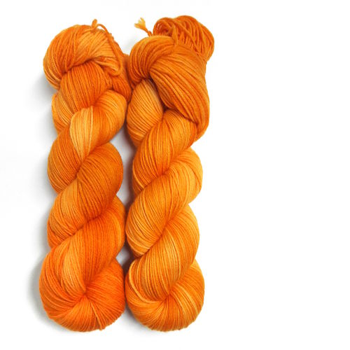 Soft Socks - Pumpkin