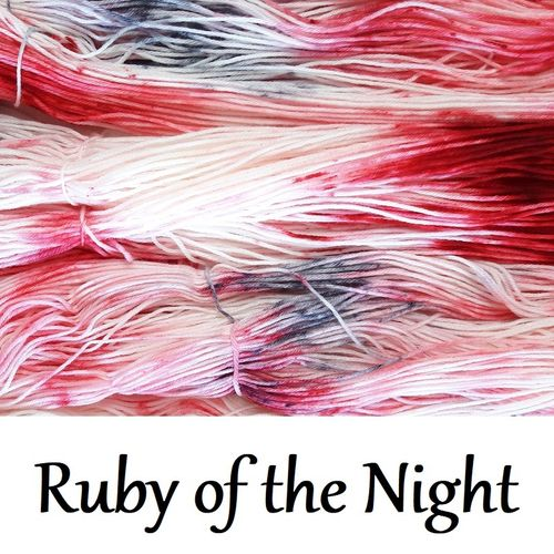 Soft Socks - Ruby of the Night