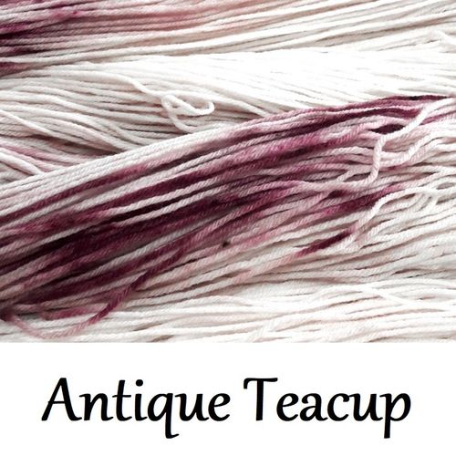 Soft Socks - Antique Teacup