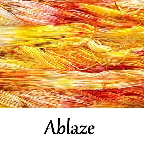 Soft Socks - Ablaze