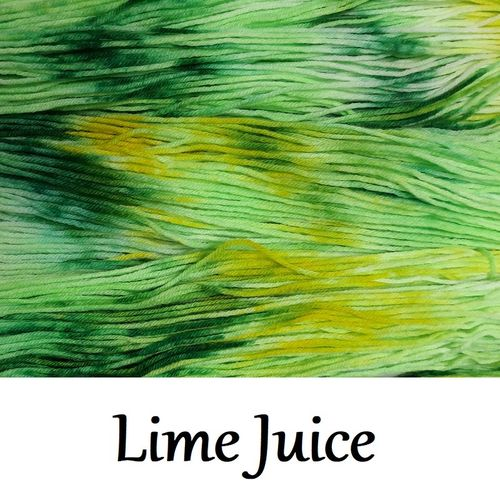 Soft Socks - Lime Juice
