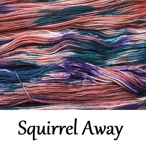 Soft Socks - Squirrel Away