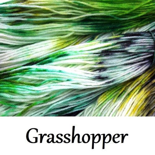 Soft Socks - Grasshopper