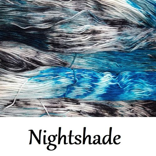 Soft Socks - Nightshade