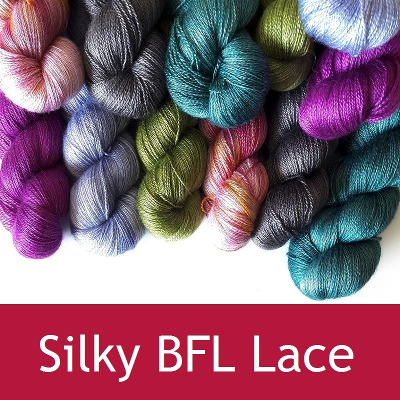 Silky BFL Lace